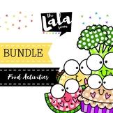Food Activities Bundle