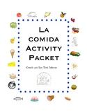 Food Activity Packet/ Comida