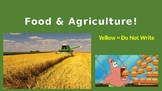 Food & Agriculture Notes