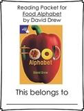 Food Alphabet Literature Packet