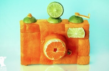 Food Art Power Point