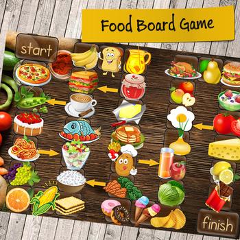 Food Board Game