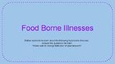 Food Borne Illnesses research