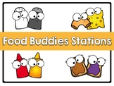 Food Buddies Themed Stations (MATH)