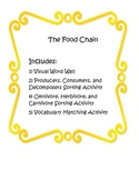 Food Chain Activities
