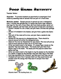 Food Chain Activity with Popcorn