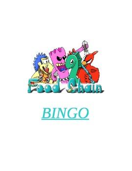 Food Chain Bingo