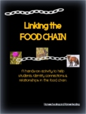 Food Chain Cards & Lesson Plan