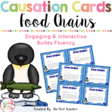 Food Chains Causation Cards