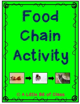 Food Chain Center or Activity