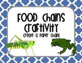 Food Chain Activity {Food Chains Activity}