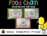 Food Chain- Flap Book