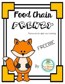 Food Chain Frenzy