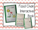 Food Chain Interactive Book