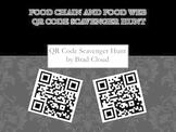 Food Chain QR Code Scavenger Hunt
