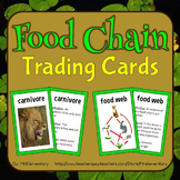 Food Chain Trading Cards