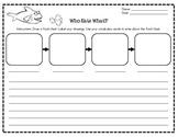 Food Chain Writing Activity (English & Spanish)