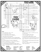 Food Chain and Food Web Crossword