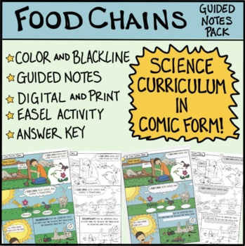 Food Chains Comic