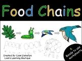 Food Chains - PreK to G2 - Science