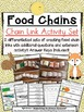 Food Chains BUNDLE Activity Set