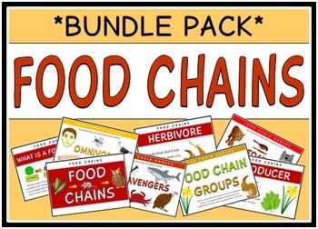 Food Chains (BUNDLE PACK)