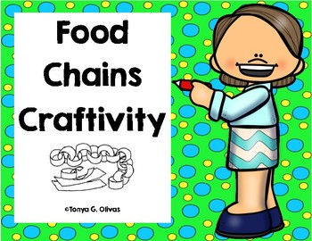 Food Chains Craftivity