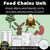 Food Chains {Digital & PDF Included}