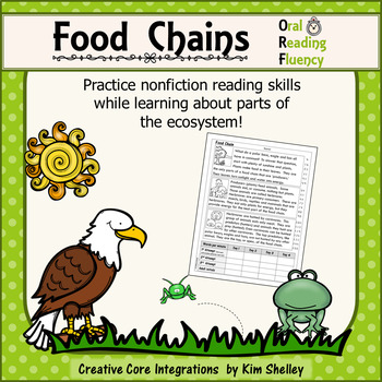 Food Chains: Ecosystem Fluency