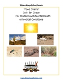 """3rd - 8th Grade """"Food Chains - Students with Mental Health or Medical Conditions"""