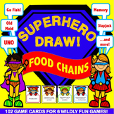 Food Chains and Food Webs: 6 Food Chains and Food Webs Games
