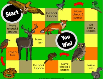 Food Chains and Food Webs Task Cards: A Food Chains and Food Web Game