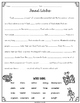 Food Chains and Food Webs Cloze Reading Activity Bundle
