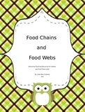 Food Chains and Food Webs- Interactive Practice