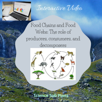 Food Chains and Food Webs: The Role of producers, consumers, and decomposers.