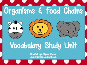 Food Chains and Organisms