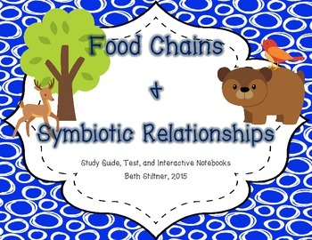 Food Chains and Symbiosis