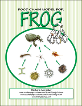 Food Chains for Frogs