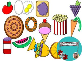 FREE Food Clip Art