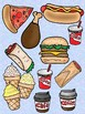 Food Clipart Bilingual Stars Mrs. Partida Clips Updated!