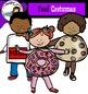 Food Costumes- Halloween kids-