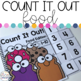 Food Count It Out Adapted Books