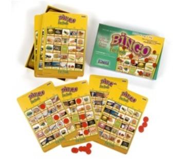 Food Description Bingo
