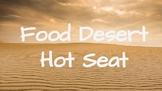 Food Desert PBL Anticipatory Set