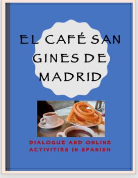 Food Dialogue (Spanish)