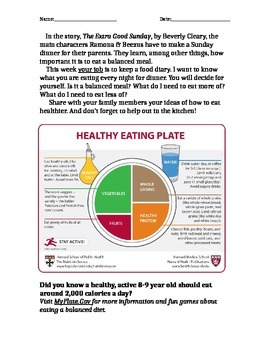 Food Diary for Healthy Eating