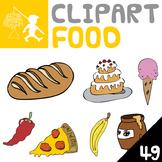 Food - Digital ClipArt