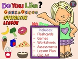 Food - Do You Like - ESL Power Point Interactive NO PREP Lesson