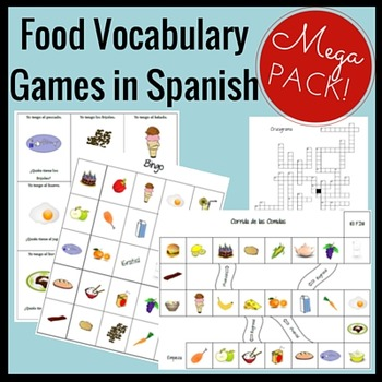 Food Games Mega Pack