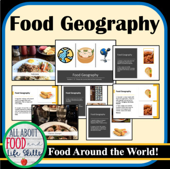 Food Geography- What Do You Know?